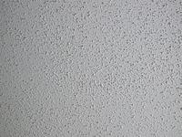 Acoustical ceiling texture.