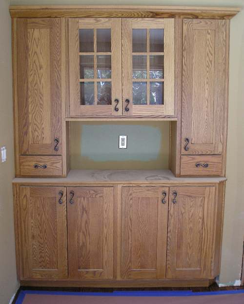 Restain Cabinets For A New Look The Practical House Painting Guide