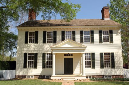 Choosing Historic Paint Colors - The Practical House Painting Guide