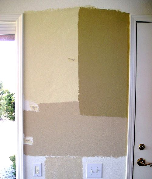 Home Interior Painting Samples Picture