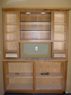Kitchen Drawers Units Together