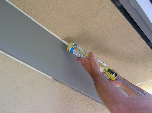 Using A Caulking Gun The Practical House Painting Guide