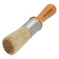 Small stippling brush.