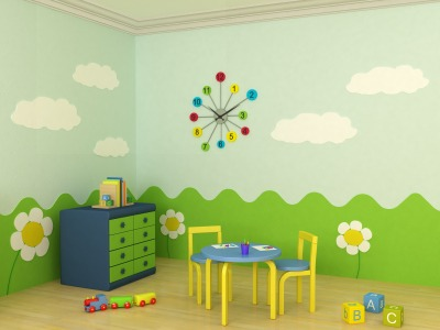 Kids Room Paint Ideas Prepossessing Kids Room Paint Ideas Decorating Design