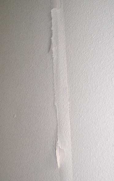 Loose Drywall Tape