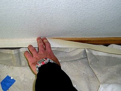 Interior Paint Masking How To Mask Interior Surfaces