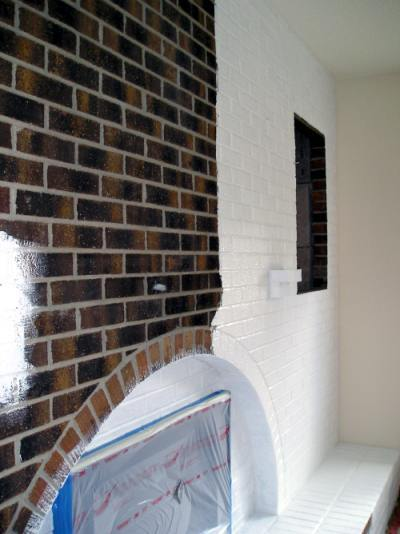 brick painting ideasPainting Interior Brick  The Practical House Painting Guide