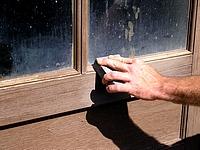 Exterior Sanding Techniques