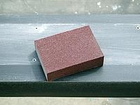 Medium-fine sanding sponge.