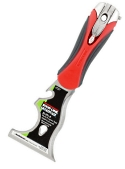 Shurline 10-in-1 putty knife and paint scraper.