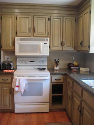 Cabinet refinishing saves thousands over replacing refacing for Refinish or replace kitchen cabinets