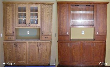cabinet-refinishing