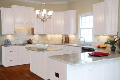 Refinished Kitchen Cabinets Cleveland Ohio Painting Contractors