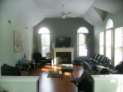 Completed Interior by Rowe's Painting