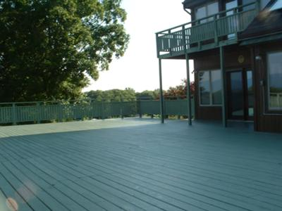 Deck Staining The Practical House Painting Guide