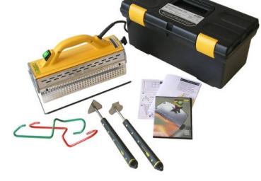 Speedheater IR Paint Removal System