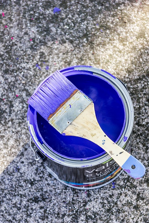 Whether You Are Painting An Interior Or Exterior, 100% Acrylic Paint Can  Provide Exceptional And Enduring Results. In The Past Your Choices Were Oil  Base ...