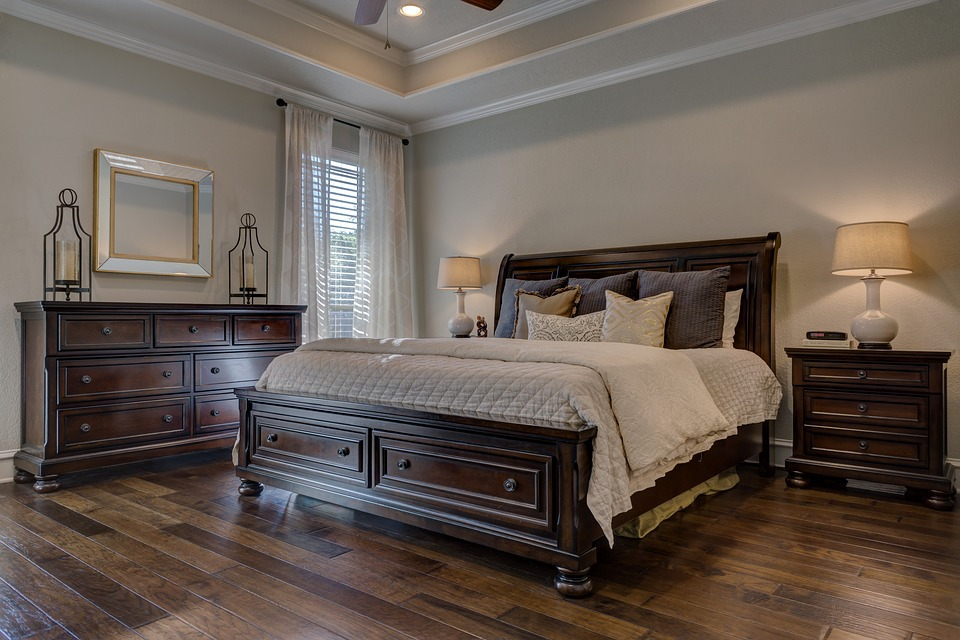 masculine master bedroom - Paint Colors For Mans Bedroom