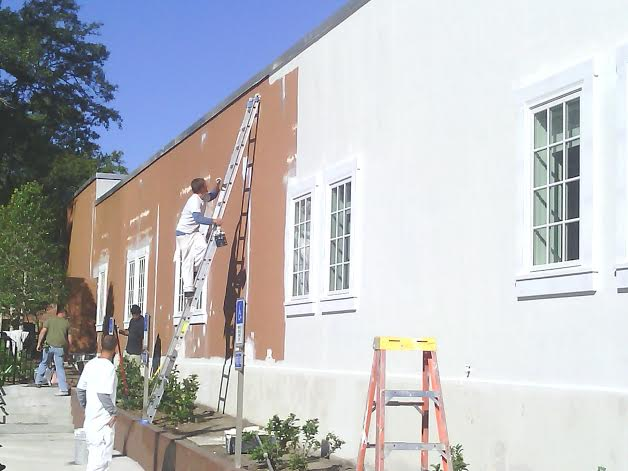 Pro Color Painting Commercial Exterior