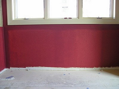 1 coat deep red over white primer.