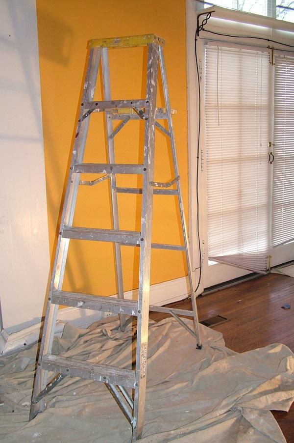 step-ladder-dropcloth
