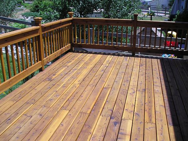 how to clean a deck with organoil