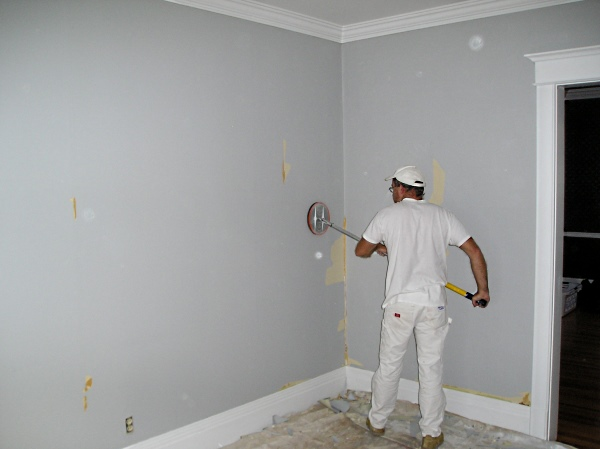 Painting After Removing Wallpaper The House Painting Guide
