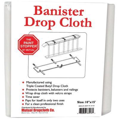 Banister Drop Cloth