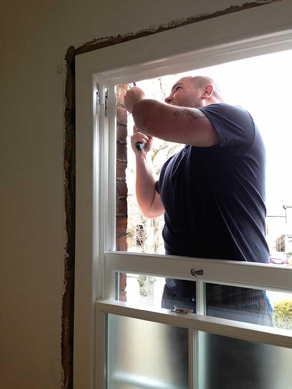 Sash Window Repairs London