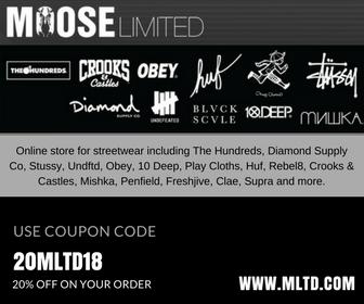 moose ltd offer