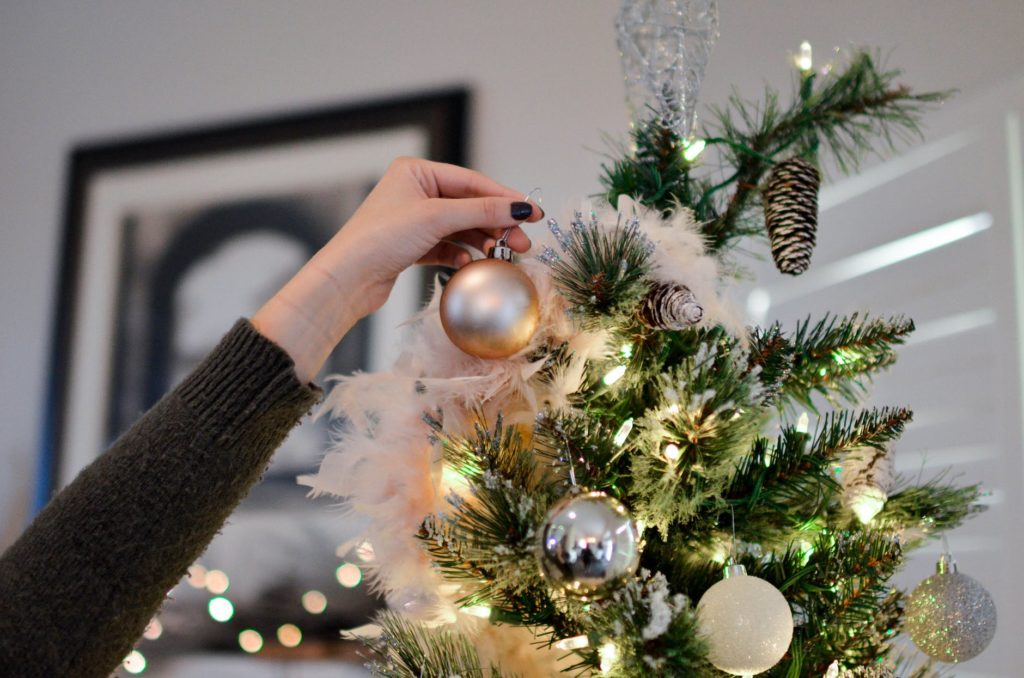 Transitioning Your Holiday Decor