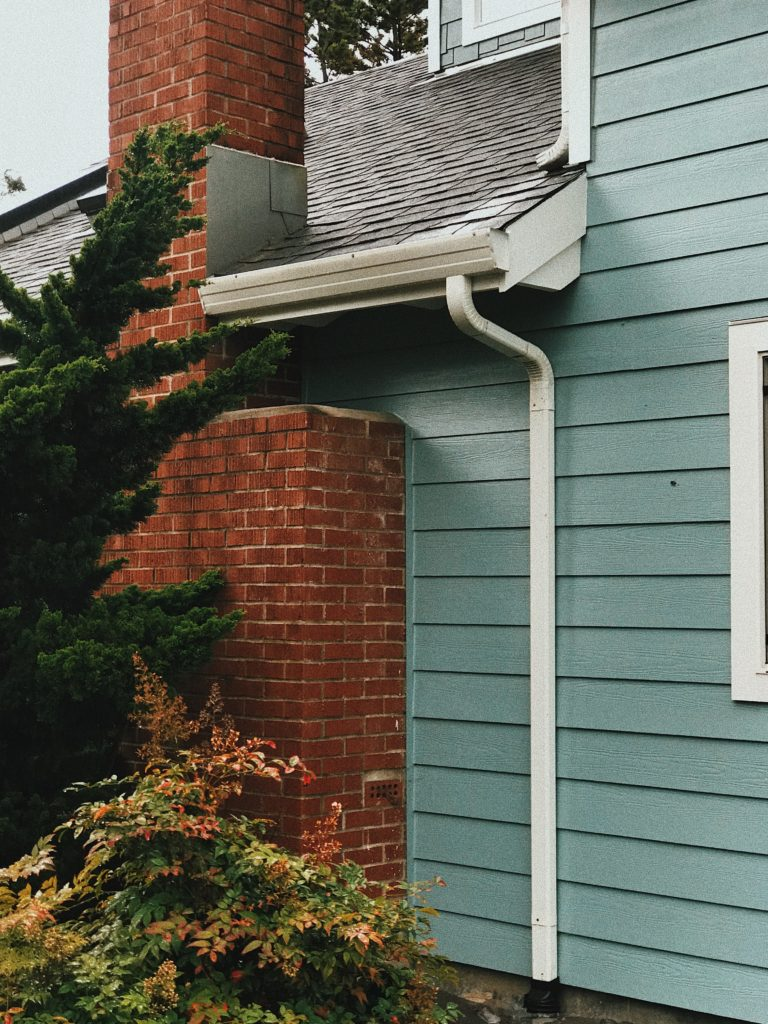 Refinished Gutters
