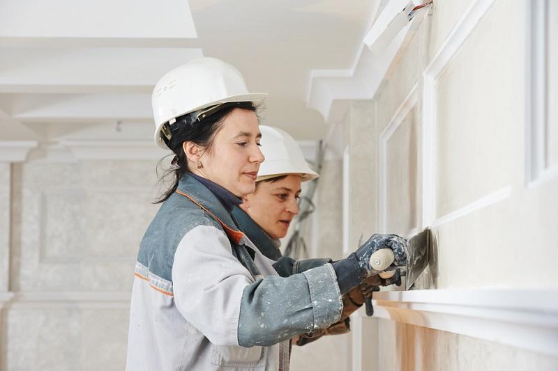 Polished Plaster